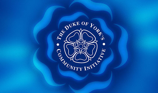 Duke of york's community initiative award